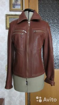 Куртка кожаная натуральная - 1424081604.jpg