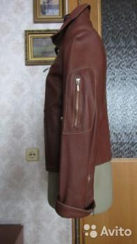 Куртка кожаная натуральная - 1424082008.jpg
