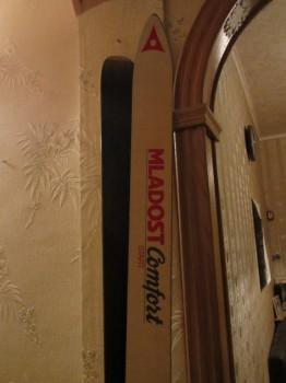 Горные лыжи mladost Comfort start - IMG_7567.JPG